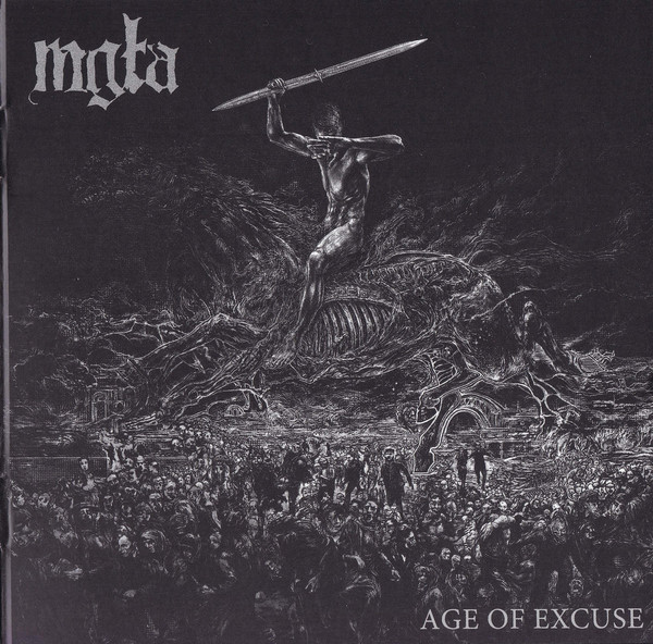 MGLA: Age of Excuse, CD